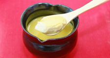厳選された芋使用・鹿児島の最高に美味しいプリン 溶岩の器